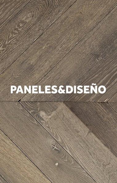 Moskito parquet Barcelona madera paneles diseño