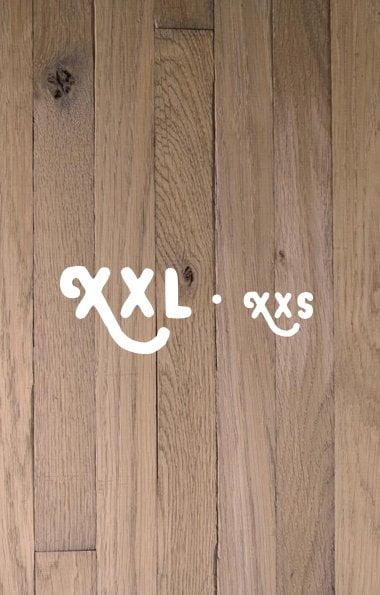Moskito parquet Barcelona madera croma xxl-xxs