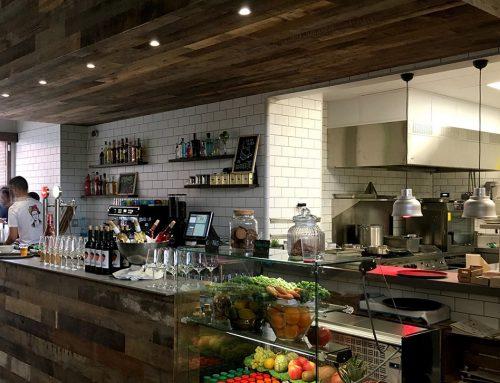 Arrels, un restaurant flexiterià amb molt d'encant