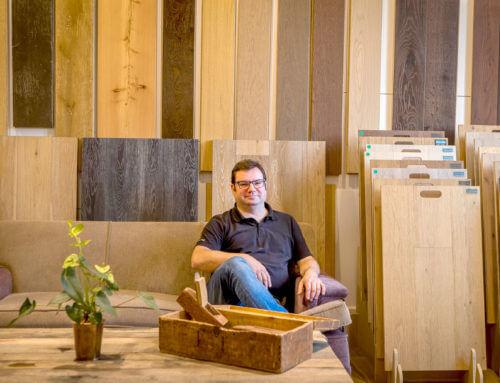 """""""La madera crea una atmósfera única, natural y noble"""", entrevista a Xavi Font"""
