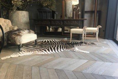moskito parquets barcelona proyecto un suelo de madera clásico para una tienda llena de magia