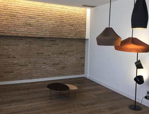 Una reforma estil industrial en un pis típic de l'Eixample