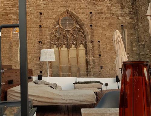 Decoració de terrasses exteriors: l'escenari perfecte per renovar una antiga terrassa